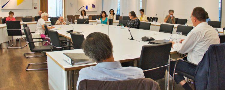 Jahreshauptversammlung Verein zur Koordination sozialer Aufgaben